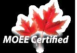 MOEE Certified
